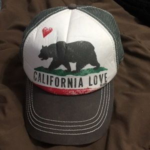 California Love snapback